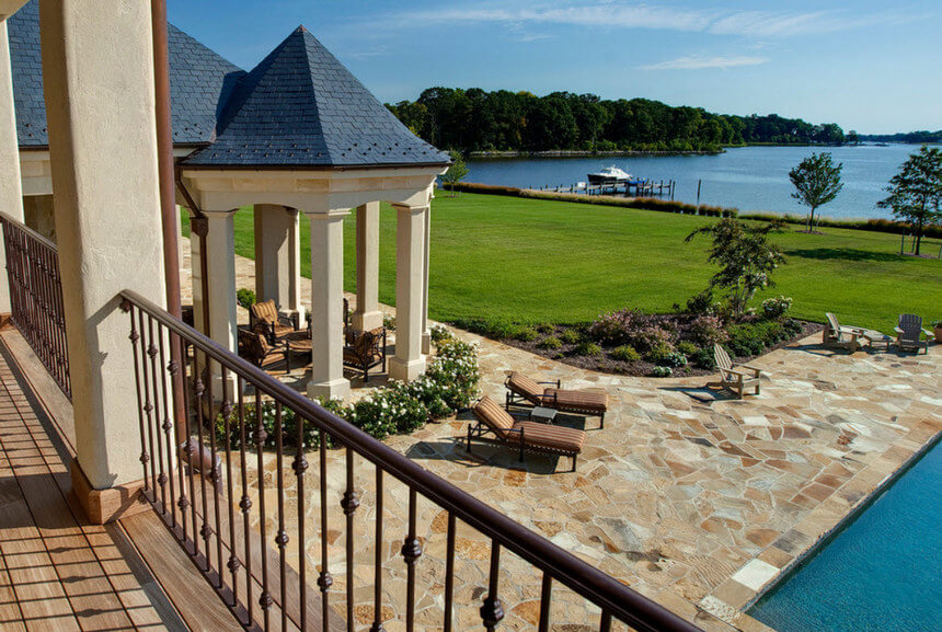 Lakeside Gazebo Design Ideas 11