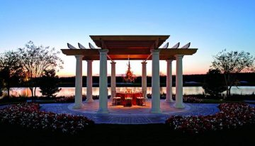 Amazing Living Room Gazebo By Lakeside