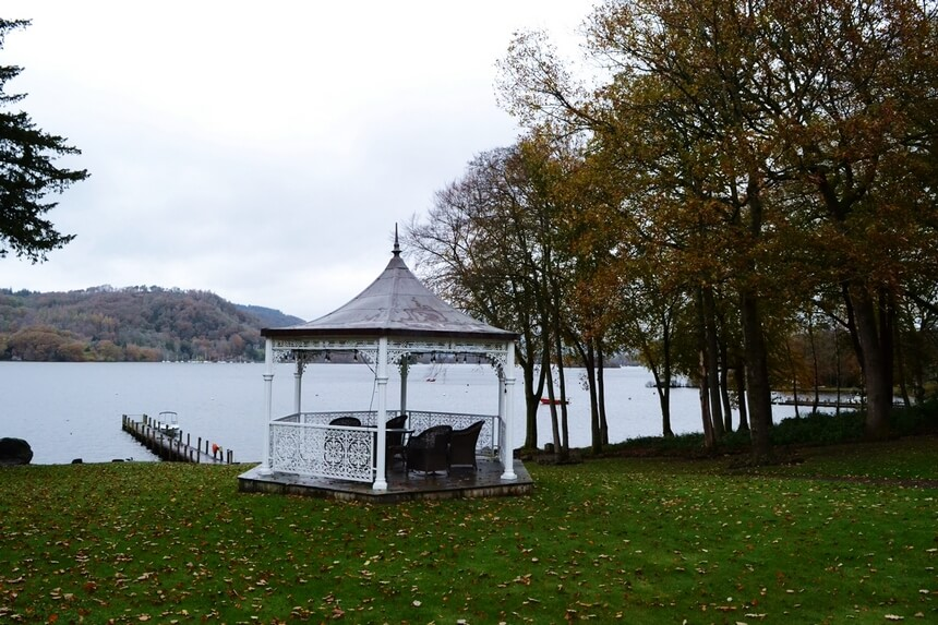 Lakeside Gazebo Design Ideas 9