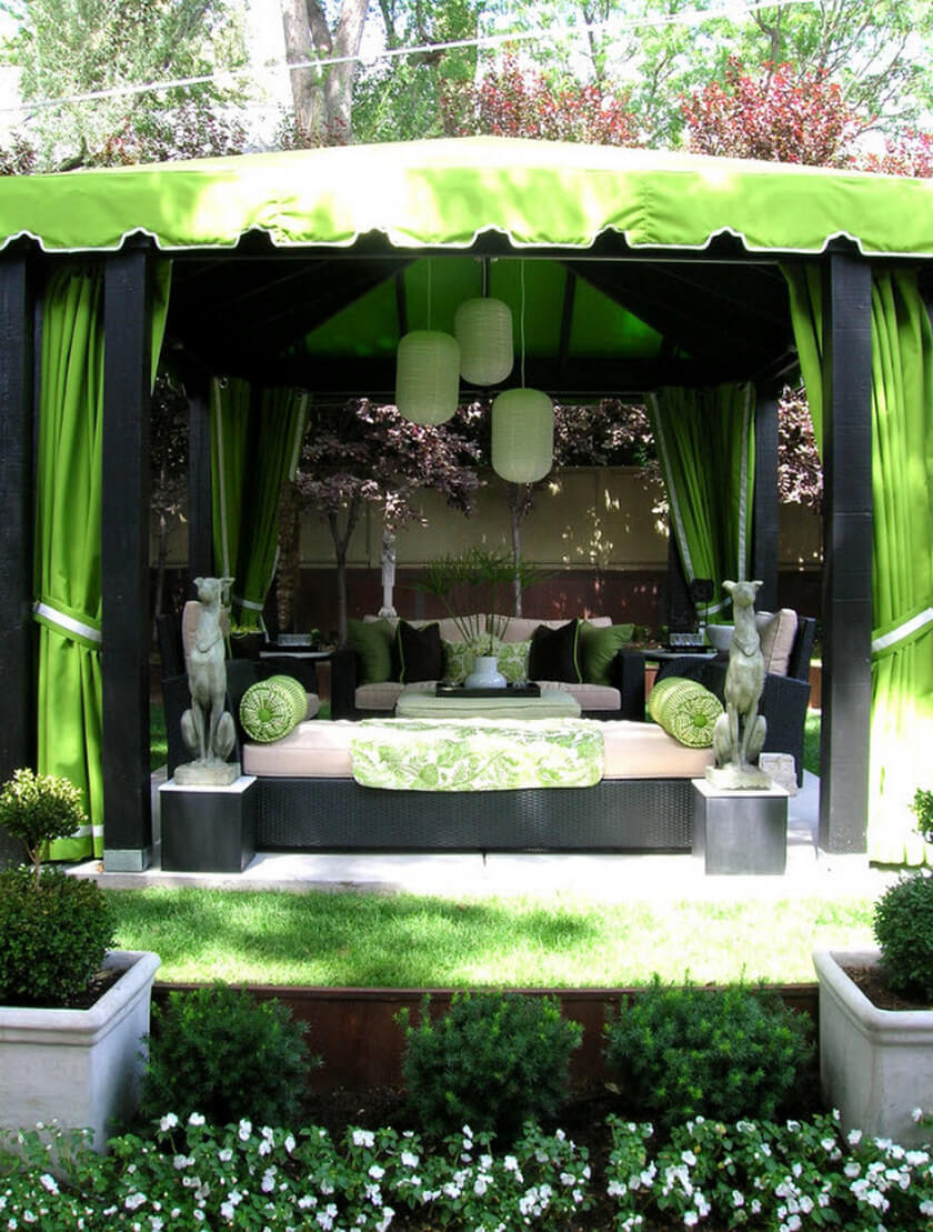 creative gazebo idea 10