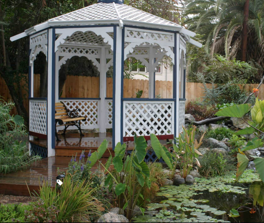 creative gazebo idea 2