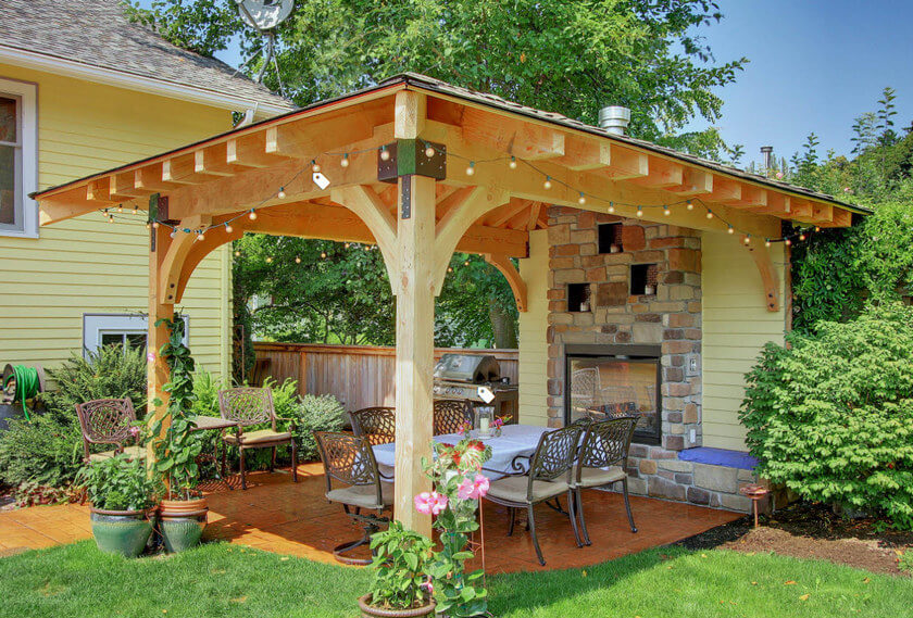 creative gazebo idea 5