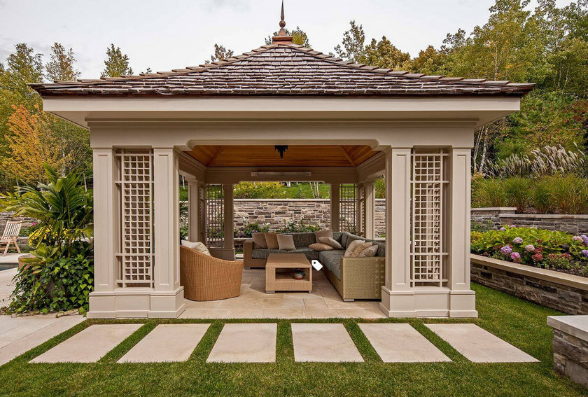 creative gazebo idea 6