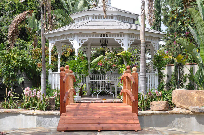 outdoor gazebo ideas 12
