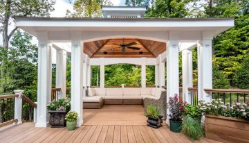 Upgrade Outdoor Space with Stunning Gazebo Designs