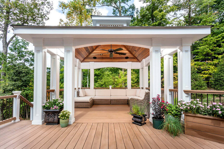 outdoor gazebo ideas 14