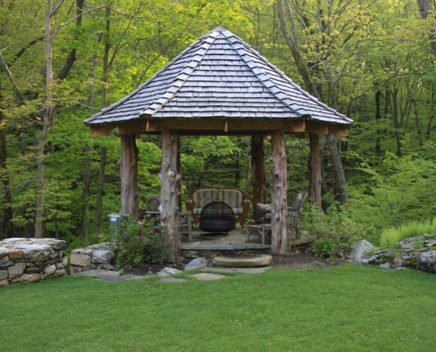 outdoor gazebo ideas 8