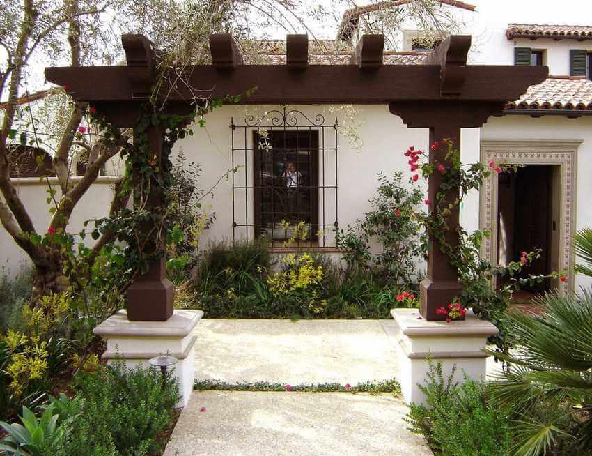 patio arbor design ideas 10