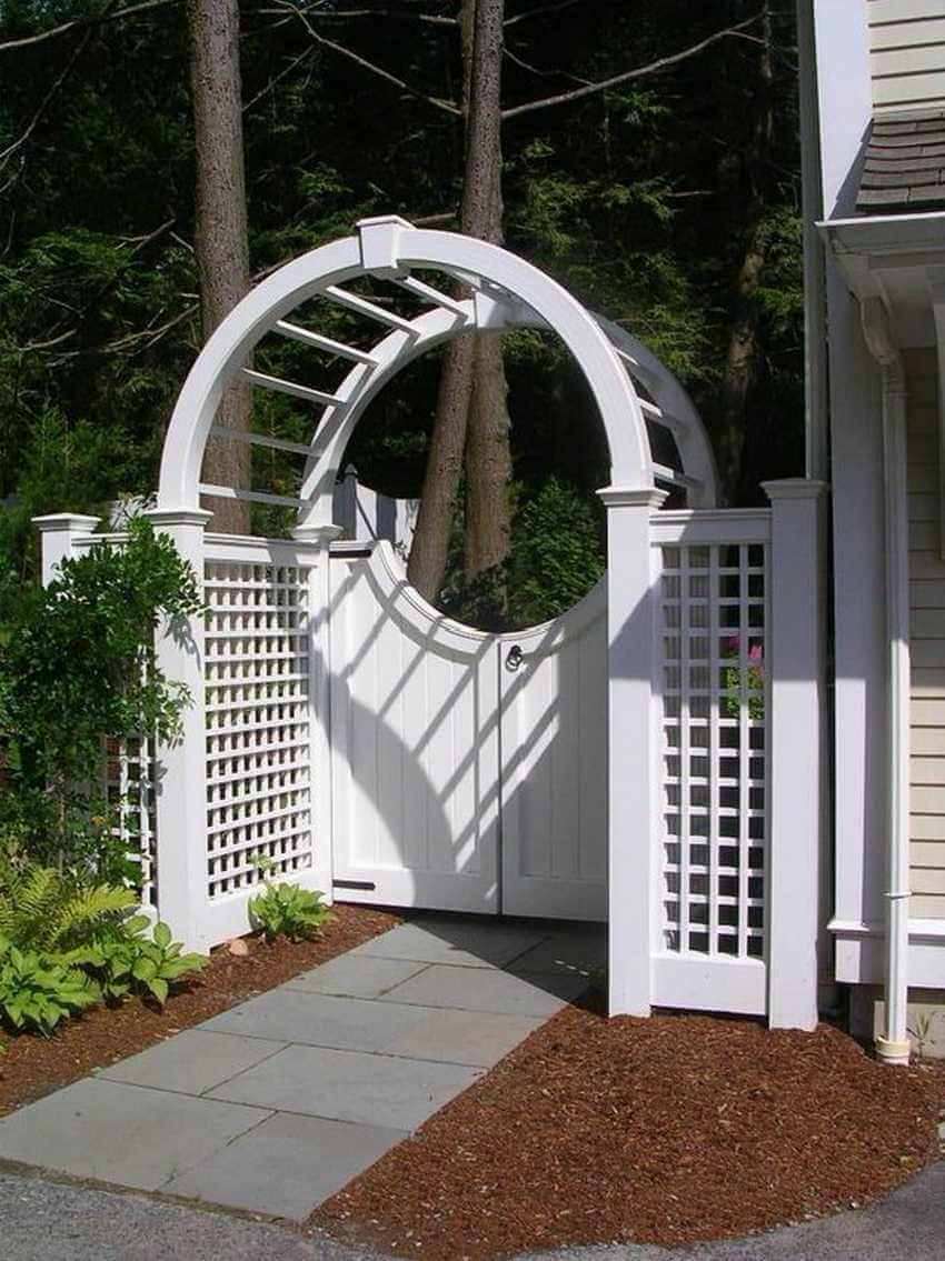 patio arbor design ideas 11