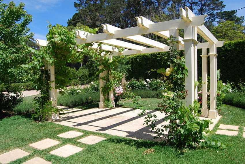 patio arbor design ideas 13