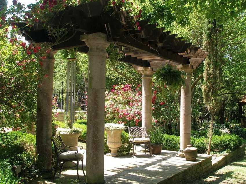 patio arbor design ideas 2