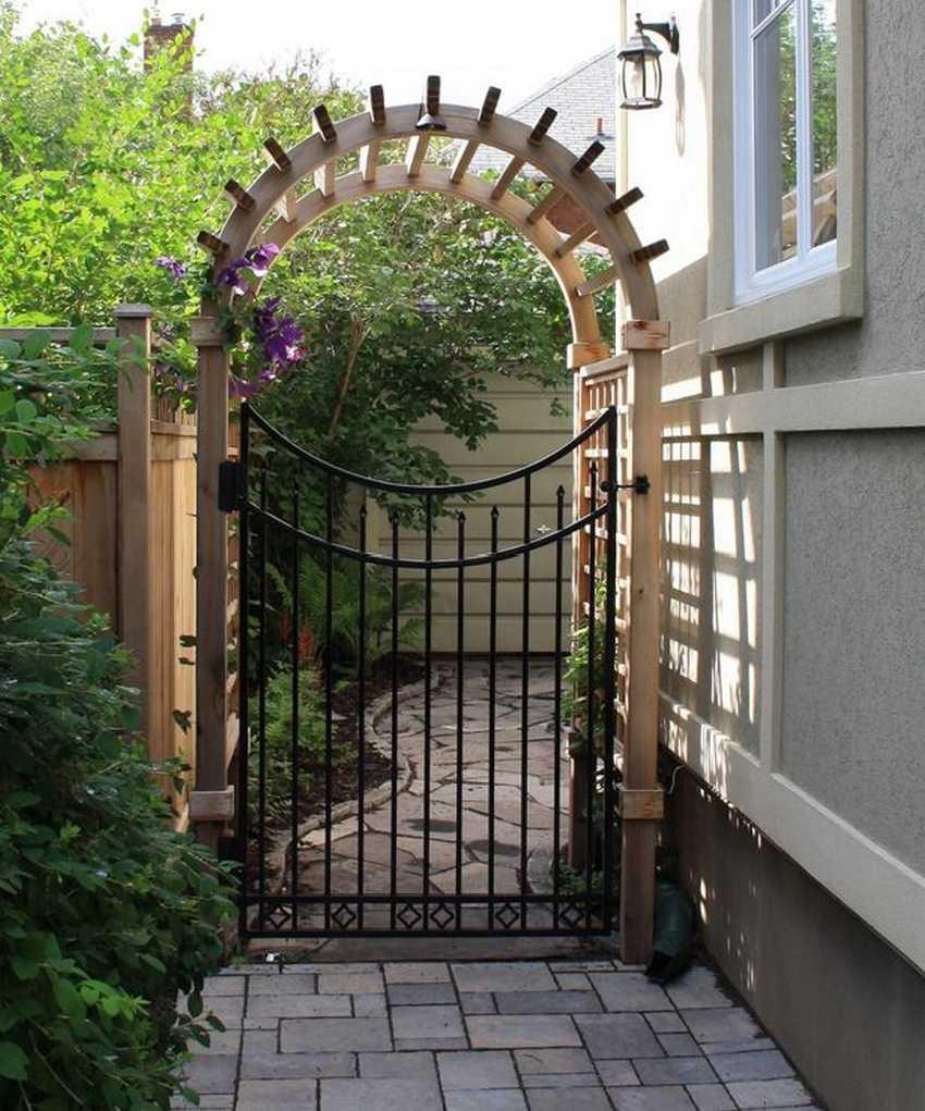 patio arbor design ideas 22