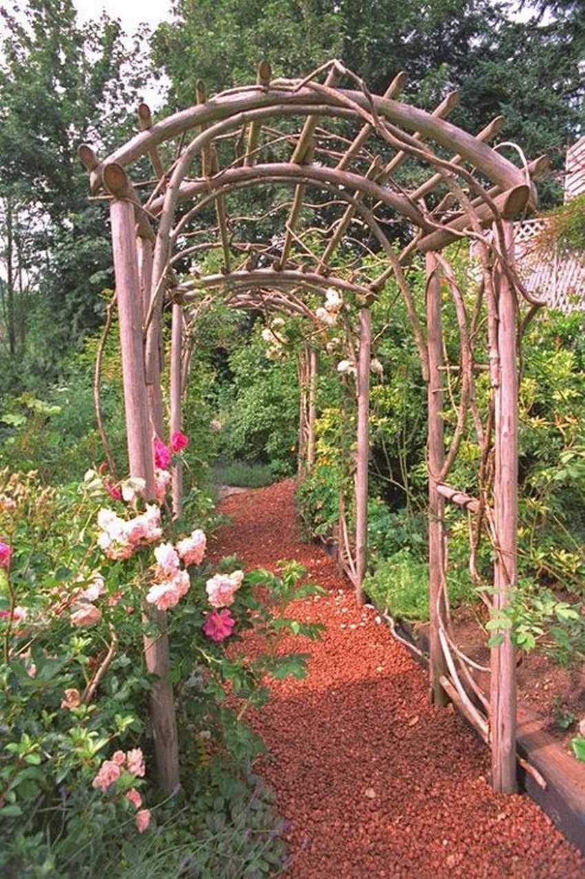 patio arbor design ideas 23
