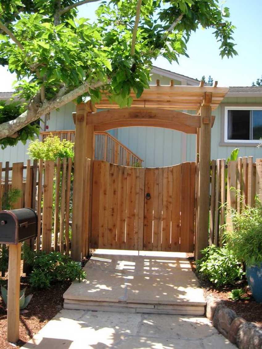 patio arbor design ideas 24