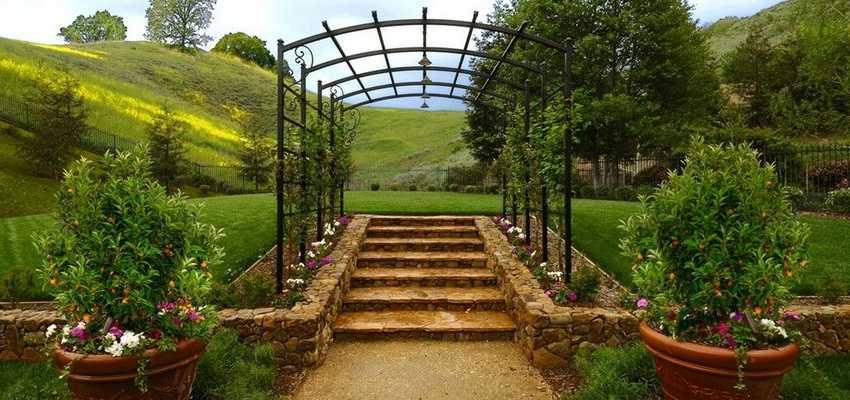 patio arbor design ideas 25