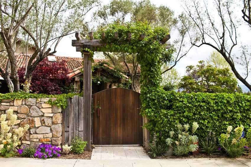 patio arbor design ideas 26