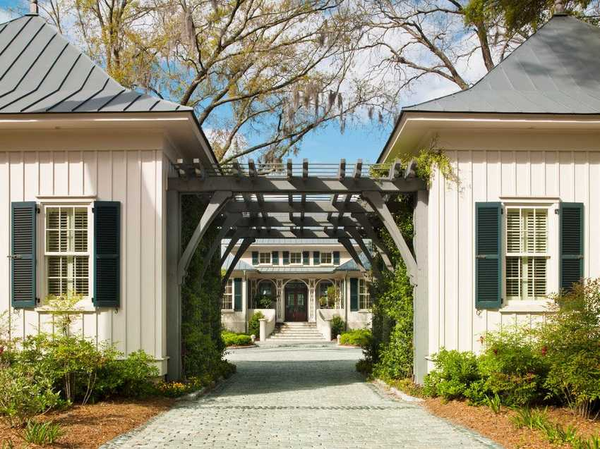 patio arbor design ideas 27
