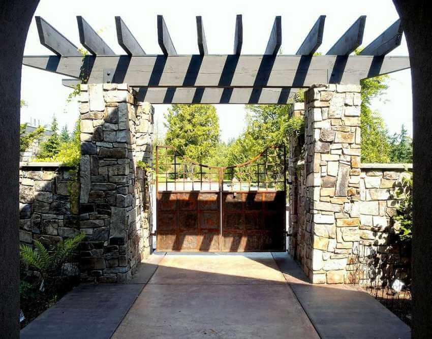 patio arbor design ideas 34