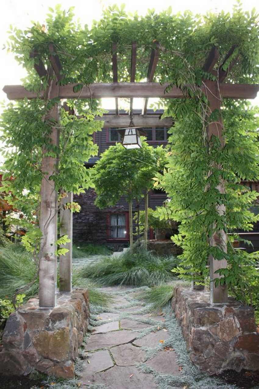 patio arbor design ideas 9