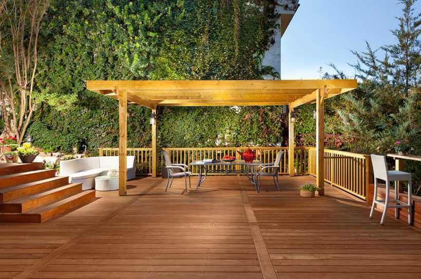 pergola deck ideas 1