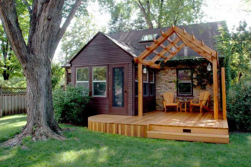 pergola deck ideas 11