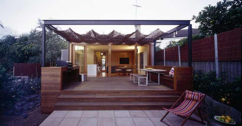 pergola deck ideas 14
