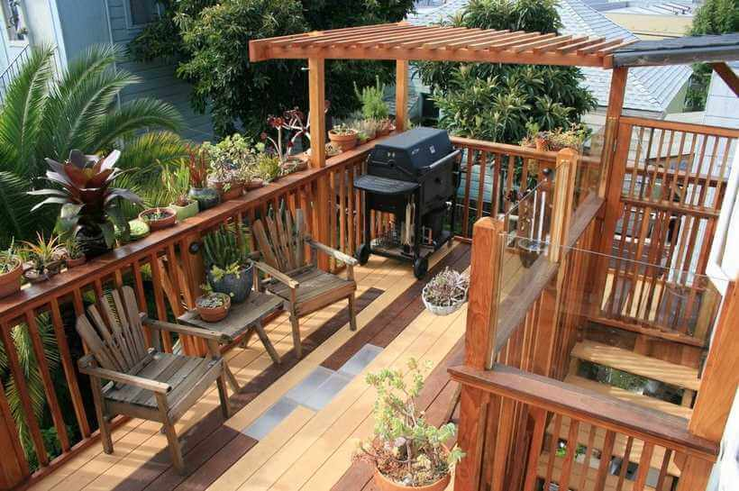 pergola deck ideas 18
