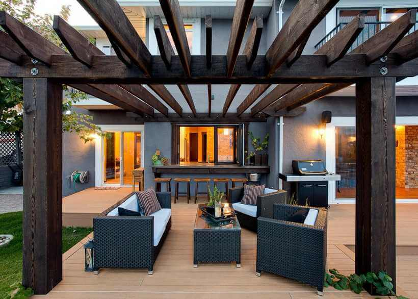 pergola deck ideas 19