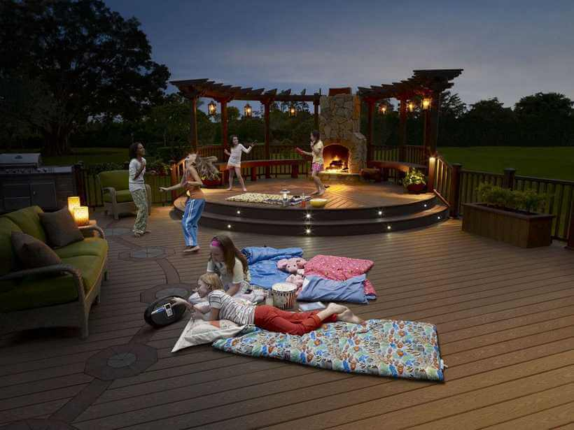 pergola deck ideas 21