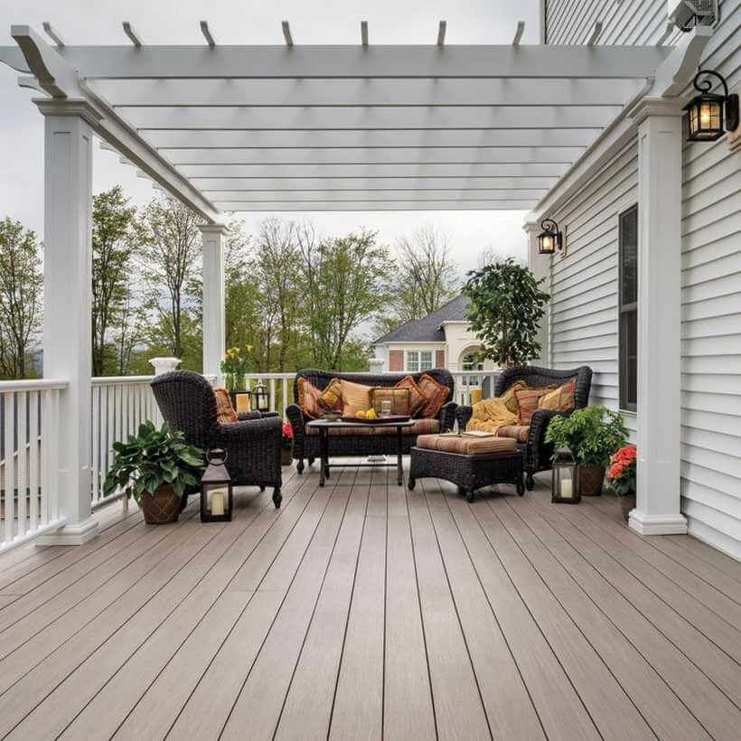 pergola deck ideas 24