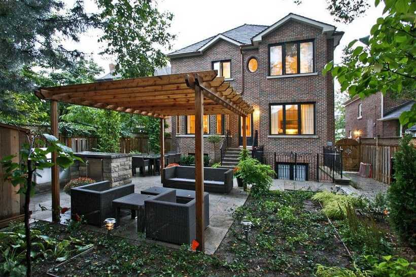 pergola deck ideas 26