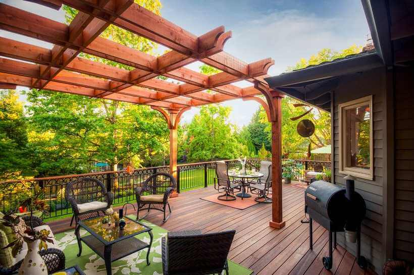 pergola deck ideas 3