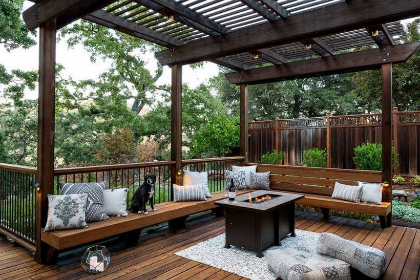 pergola deck ideas 5