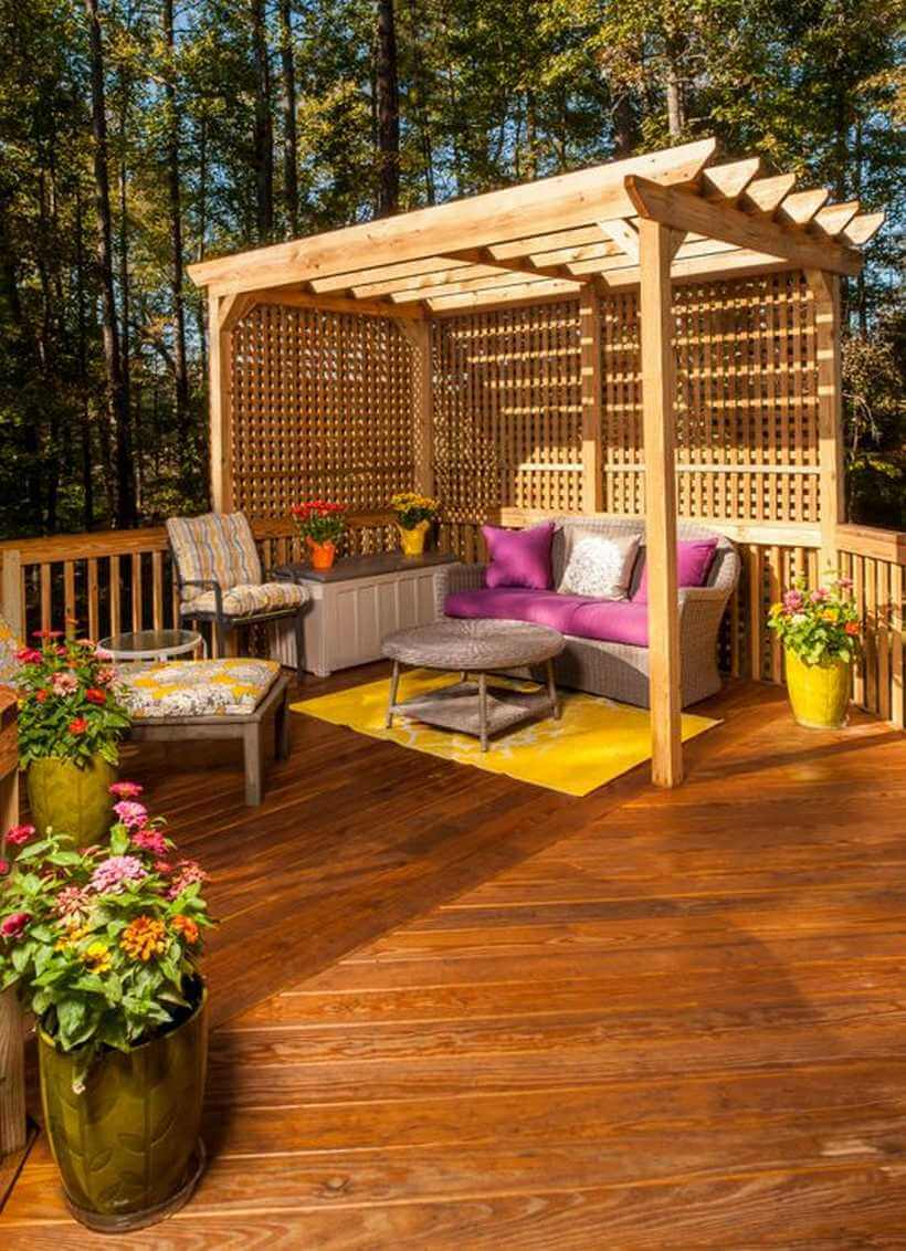 pergola deck ideas 6