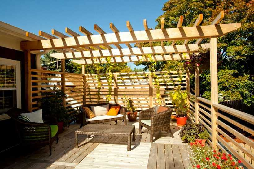 pergola deck ideas 8