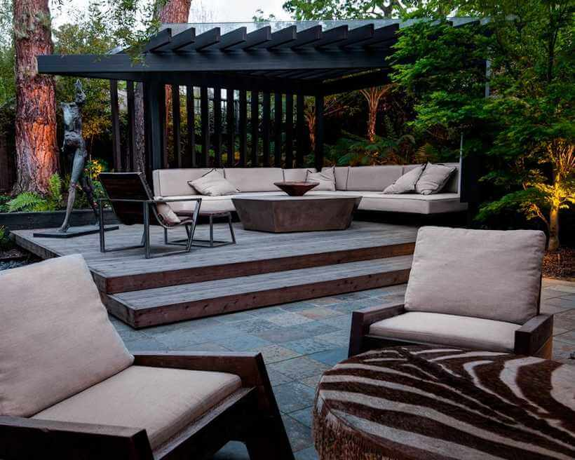 pergola deck ideas 9