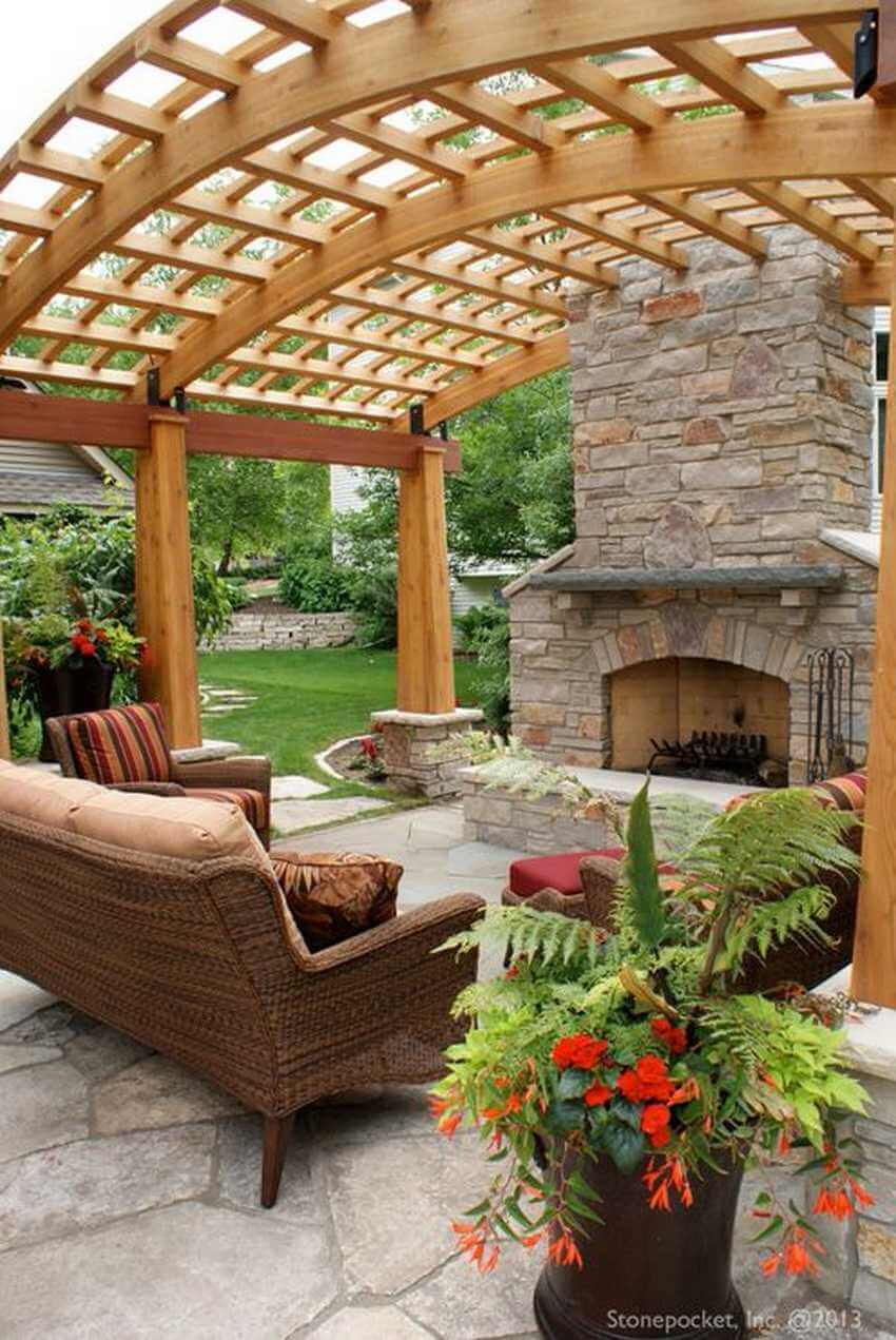 pergola design ideas 12