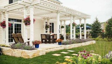 30 Awesome Pergola Design Ideas You Will Love to Have in Your Garden