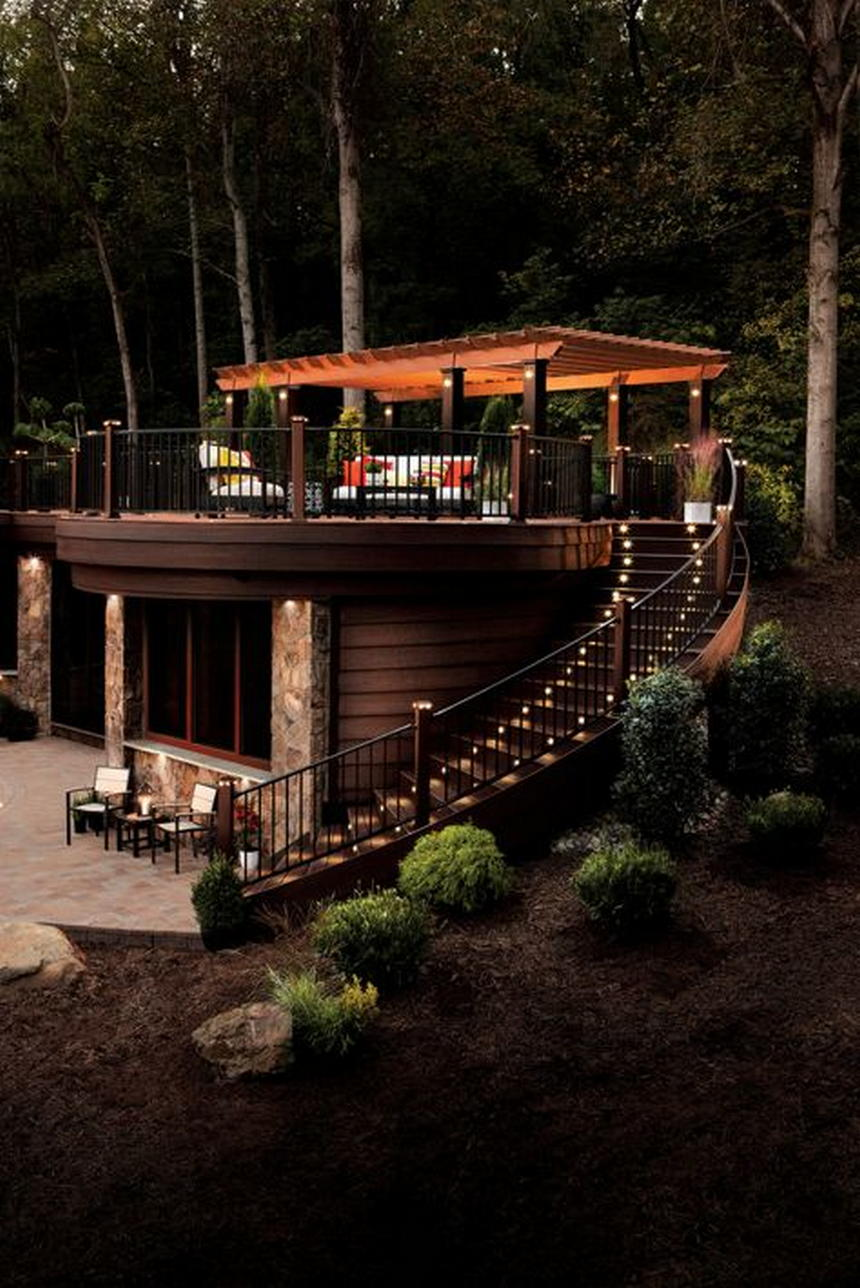 beautiful deck designs 10 - 2
