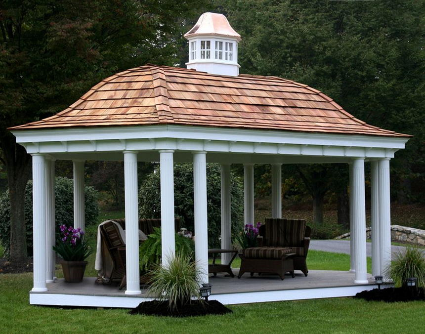 design ideas for gazebo 10