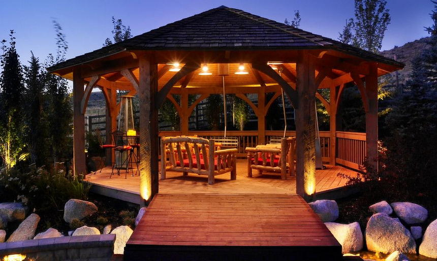 design ideas for gazebo 12
