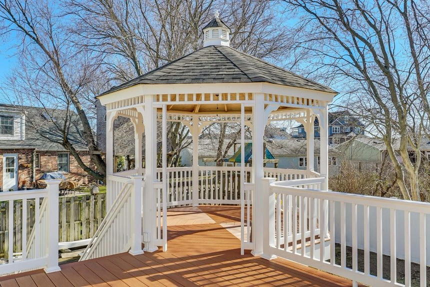 design ideas for gazebo 17
