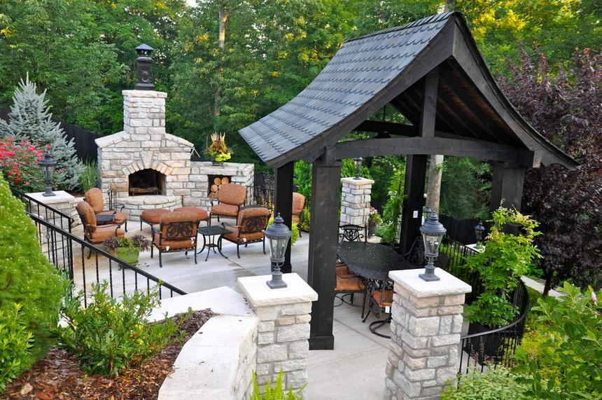 design ideas for gazebo 23