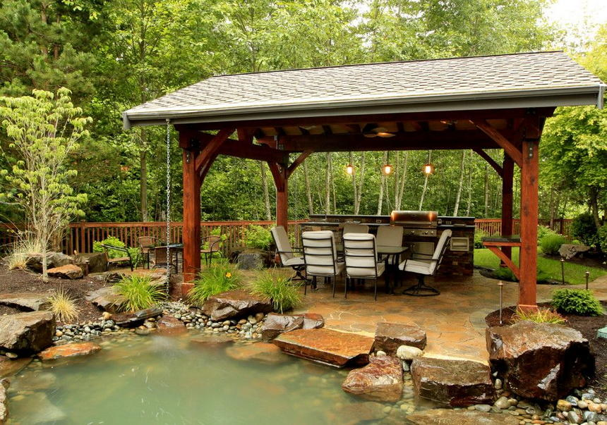 design ideas for gazebo 33