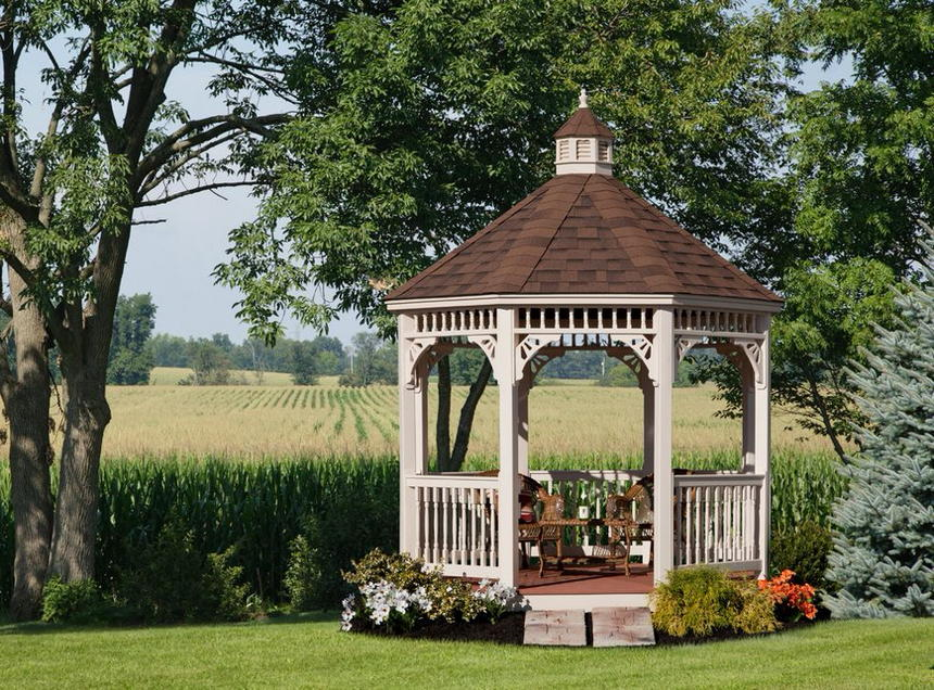 design ideas for gazebo 34