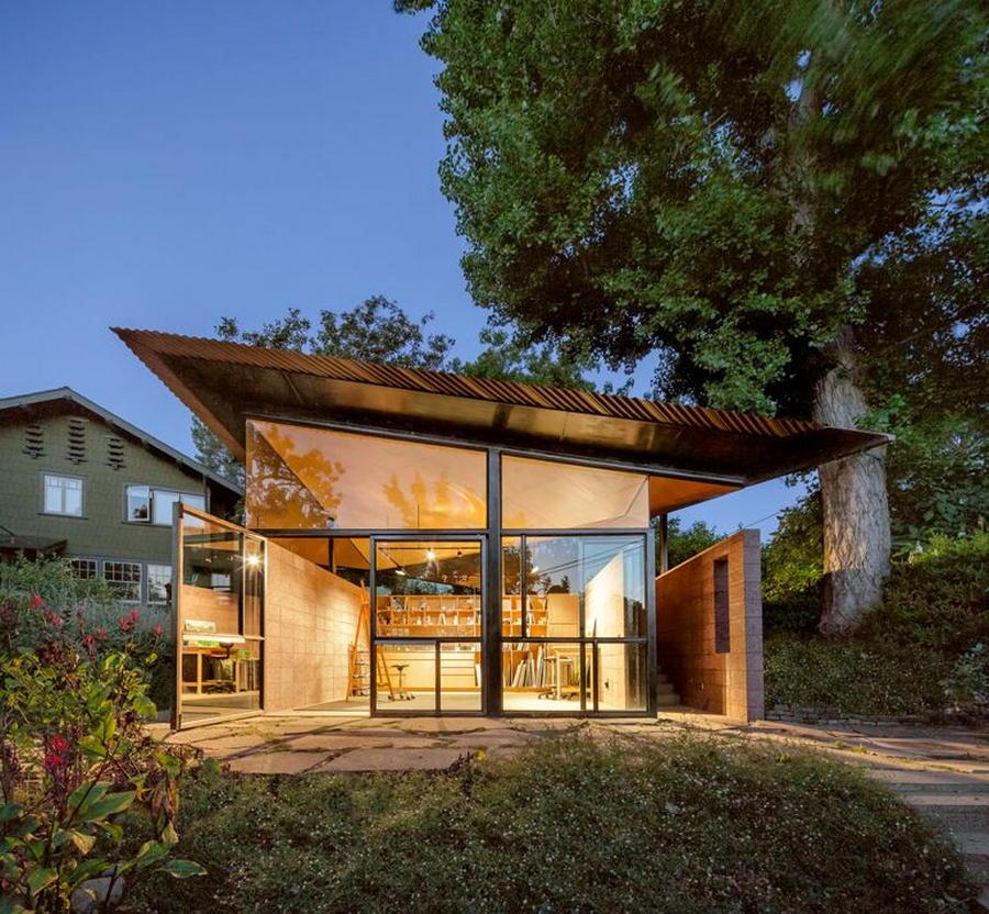 Stunning design ideas for garden sheds pergola gazebos - Backyard designs with pools ...