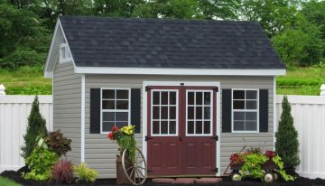 Stunning Design Ideas for Garden Sheds