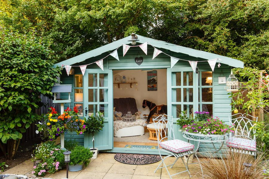 garden shed ideas 25