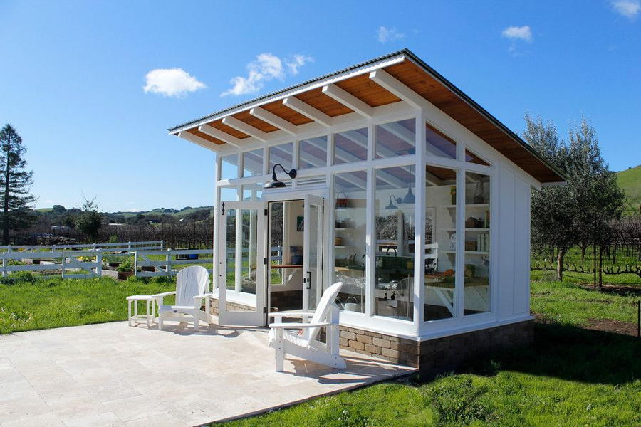 garden shed ideas 34