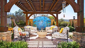Fresh Breathing Outdoor Patio Design Ideas